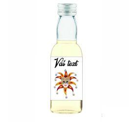 Plesová mini fľaštička alkoholu PF017